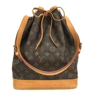 Louis Vuitton Monogram Noe Drawstring Shoulder Bag